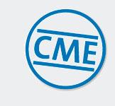 CME-Punkte-Stempel